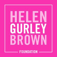 Helen Gurley Brown Logo